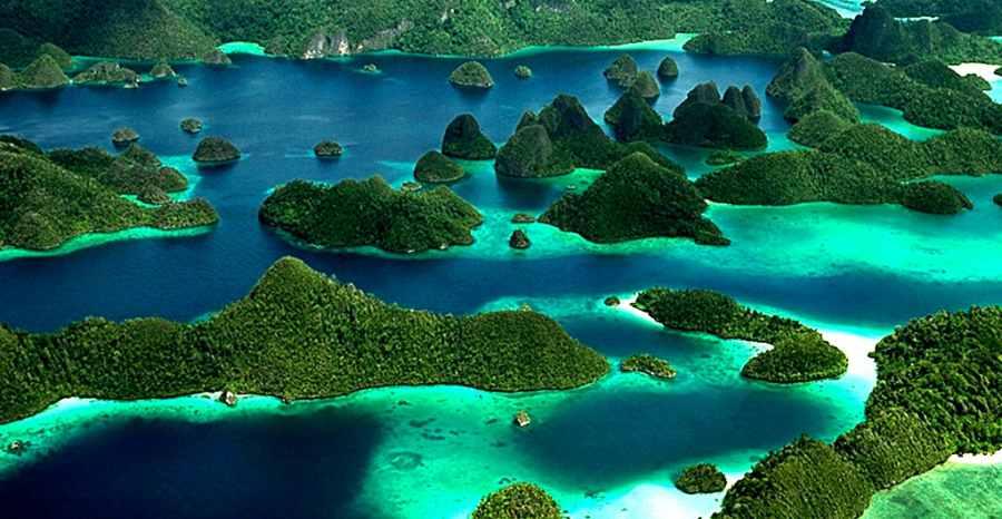 destinasi wisata favorit di indonesia