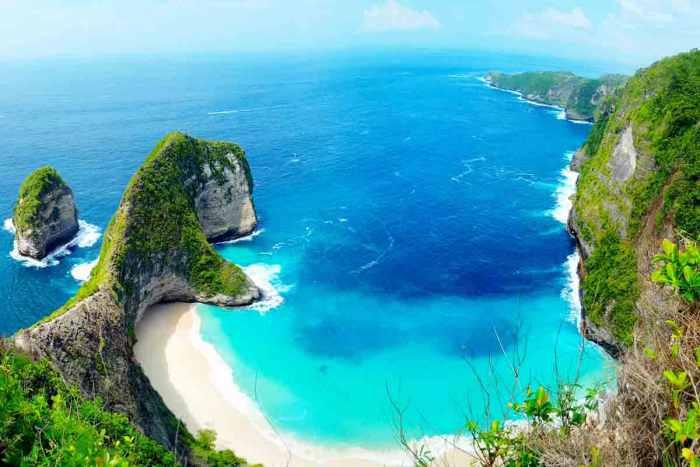 tempat wisata paling bagus di Indonesia